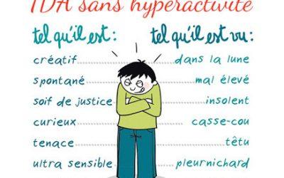 Antoine, Pierre, Enzo, leur point commun : le TDA sans hyperactivité