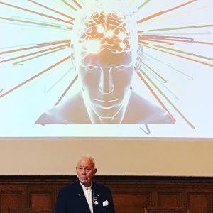 Tony Buzan - Conférence Apprendre à Apprendre Pari