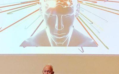 Conférence Apprendre à Apprendre avec Tony Buzan, j'y étais !