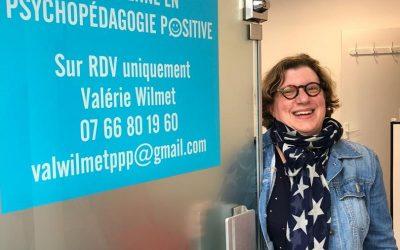 Mon tour de France des Praticiennes en Psychopédagogie Positive : Valerie Wilmet – Paris 12