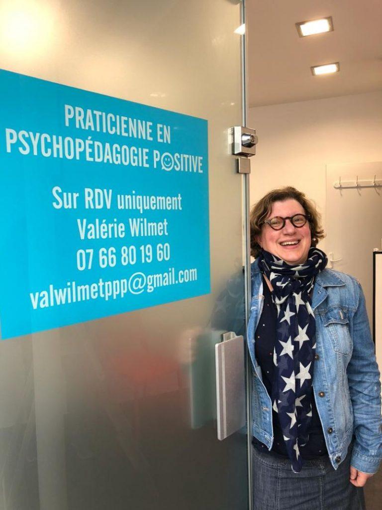 Valérie Wilmet Praticienne en psychopédagogie positive Paris 12